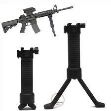 20mm RIS Picattinny Tactical Rail Rifle Foregrip Grip Bipod Extend Polymer