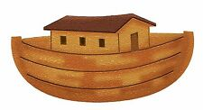 Sizzix Bigz Noah's Ark die #A10341 Retail $19.99 Retired FUN!!!