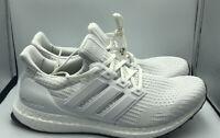 Adidas UltraBoost 4.0 Running- Triple White BB6168 Men's Shoe