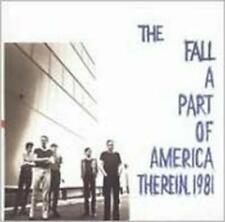 The Fall - A Part Of America T NEW CD