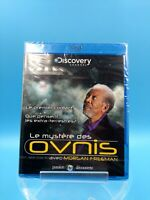 neuf film reportage blu ray discovery channel mystere des ovnis morgan freeman
