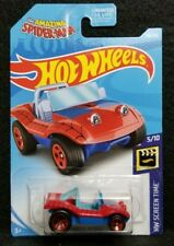 Hot Wheels Screen Time Series The Amazing Spiderman Spider Mobile 1/64 diecast