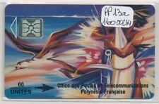TELECARTE POLYNESIE PF13a SC4 lot 00234