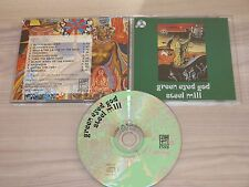 STEEL MILL CD - GREEN EYED GOD / ESSEX in MINT