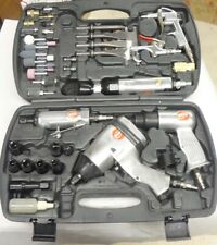 Devilbiss air power tools set, 6 air power tools with accessories