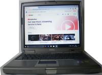 "Dell Latitude D610 Laptop Win 10 Pro 14.1"" 2.13GHz 2GB RAM 160GB HDD CD-RW/DVD"