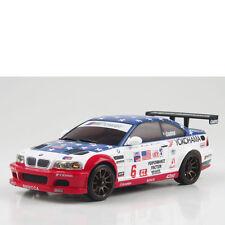 MINI-Z Karosserie 1:24 BMW M3 GTR ALMS 2001 N°6 Route 246 KYOSHO r246-1111 #70