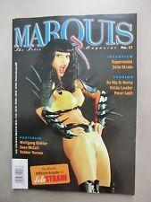 The Fetish Fantasy Magazine MARQUIS No. 17 - 1999