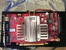 MSI NVIDIA GeForce 8600 GT NX8600GT-T2D256EZ 256 MB GDDR 3 SDRAM V102 ver 1.1