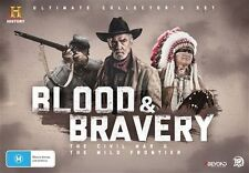 Blood & Bravery (DVD, 2016, 19-Disc Set) NEW SEALED