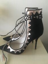 75e4c5e0fa61 Sophia Webster Black And Pink Gold heels 39