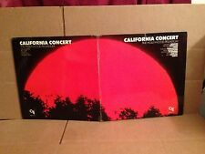 CALIFORNIA CONCERT  GEORGE BENSON, HUBERT LAWS CTI RECORDS OTHERS  DOUBLE LP