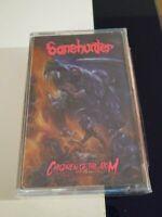 Rare!!! Bonehunter Children of the Atom Cassette tape sonic fire thrash metal