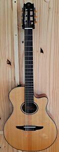 Yamaha NTX500 nylon strings acoustic-electric guitar