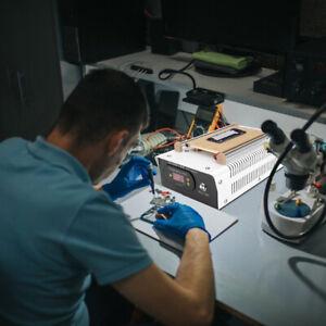 "8""LCD Bildschirm Reparatur Maschine Heizplatte Glass Separator Handy Repair 220V"
