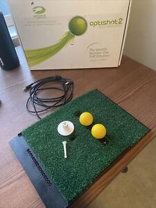 OptiShot2 Home Golf Simulator For PC