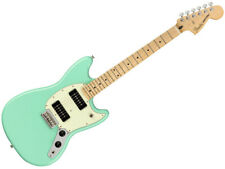 FENDER MUSTANG P90 MN SEA FOAM GREEN , chitarra ELETTRICA,nuova.