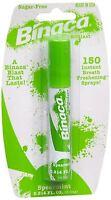 Binaca Aerosol Breath Spray SpearMint 0.20 oz (Pack of 2)