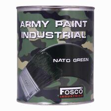 Pot de Peinture Militaire 1 Litre Vert OTAN