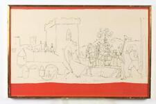 AFTER PABLO PICASSO (Spanish, 1881-1973). L'ARIVEE DU CHEVALIER, sign... Lot 999