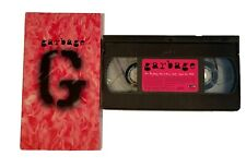 Vintage 90s Band Garbage Video Tape-G-1996 Vtg Music Vhs