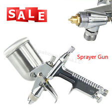 Durable Design Spray Gun Sprayer Air Brush Painting Paint Compressor Tool Kit