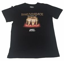 New (M) DIRTYPHONICS Irreverence 2013 Concert Tour Shirt Black Electro Dubstep