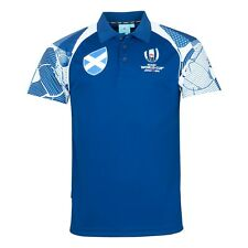 Rugby World Cup 2019 Scotland Supporter Polo Shirt M RRP £35 50% off!