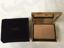 YSL Matt Touch Compact Foundation Long-Lasting Matt Finish 9 SPF20 Refillable
