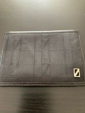 Mens Z Zegna Credit Card Holder Wallet Used