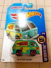 Hot Wheels The Miystery Machine HW Screen Time 6/10 Scooby Doo