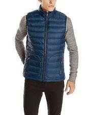 David Bitton Men's Down Quilted Puffer Vest, Major Blue, XX-Large $215.00