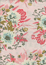 Forest Floor Wild Posy Half Metre - 100% cotton quilting fabric - 50 x 110 cms