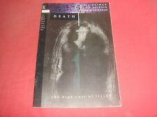 DEATH : HIGH COST OF LIVING #3 Neil Gaiman Sandman  DC Vertigo Comics 1993 - NM