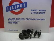 LILIPUT # 42623 /42523 2 Radsatz DC Getriebe SVT /VT137/VT25 2 Stück NEU