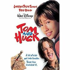 Tom and Huck (DVD, 2003)  RARE JONATHAN TAYLOR THOMAS 1995 BRAND NEW