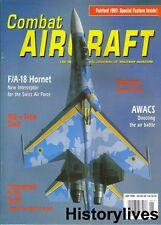 Combat Aircraft J 98 Hornet Swiss AWACS Spain Phantom MiG Alley Yalu Sukhoi Su27