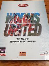 PC Worms United caja grande edición española