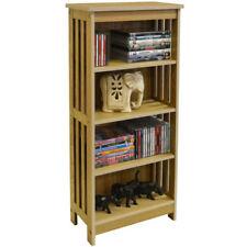 Librerías y estanterías marrones de madera para el hogar