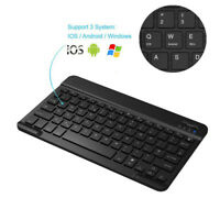 Backlit Wireless Intelligent Bluetooth Keyboard Chargeable for Laptop Computer