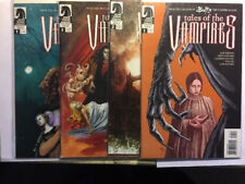 Four Buffy Tales of the Vampires Comics