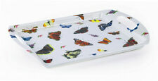 Roy Kirkham Butterfly Garden Medium Tray Durable Melamine 35.5cm x 24cm New