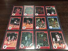 Michael Jordan Star Reprint Lot. 10 Card Set Plus Two Bonus Cards