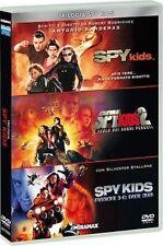 Dvd SPY KIDS - La Trilogia - (Box 3 Dischi) ***Antonio Banderas*** ......NUOVO