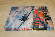 (84) The Luftwaffe album / Bomber and fighter aircraft of the german air force