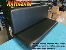 KAWASAKI MULE 1000 NEW SEAT COVER UTV  BLACK COVERS 997B