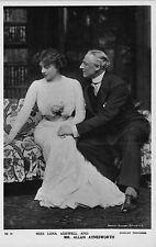 "Lena Ashwell. Allann Aynesworth in ""The Earth"" Kingsway Theatre 1909  CB.337"