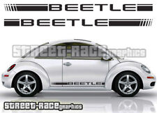VW Volkswagen Beetle racing stripes 024 graphics stickers decals