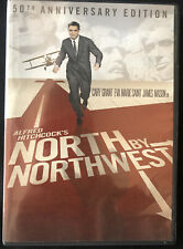 North by Northwest (Dvd, 1959, Special Edition) Hitchcock Classic Cary Grant