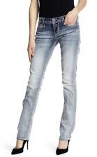 Rock Revival Nancy Easy Straight Jeans Women's Size 29 X 34 Medium Blue NEW $159